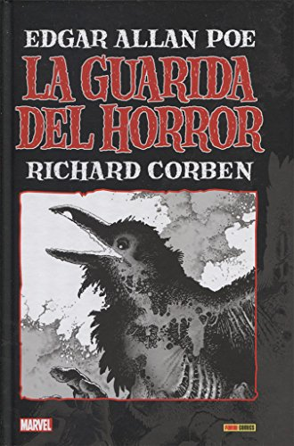 La Guarida Del Horror. Egdar Allan Poe