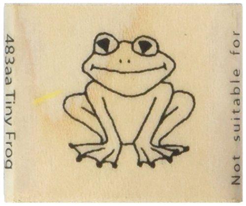 Art Stamps Stempel Kleiner Frosch