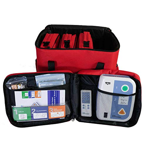 WNL Products WL220ES05-4 (4-Pack) AED Practice Kit with Replaceable Scenarios Practi-Trainer (4 Pack Kit)