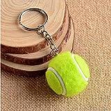 Tennisball Schlüsselanhänger Ball | Wimbledon | Geschenk | Tennisball | Kinder | Sport | Ballsport | Tennis