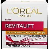 L'Oréal Paris Crema Viso Giorno Revitalift, Azione Antirughe con Pro-Retinolo Avanzato, P...