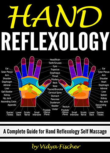 Hand Reflexology: A Complete Guide for Hand Reflexology Self Massage by [Vidya Fischer]