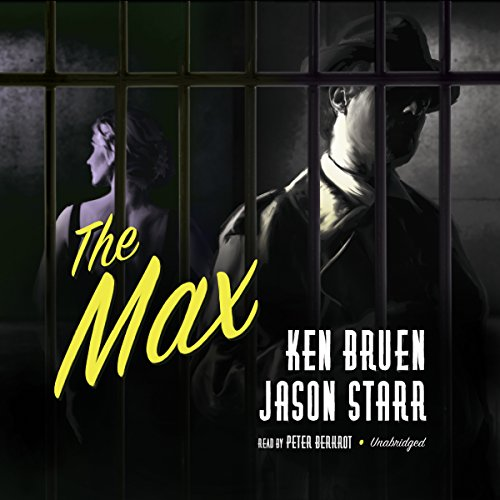The Max audiobook cover art