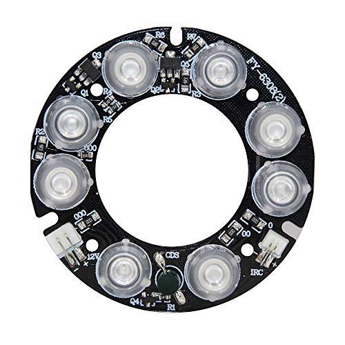ZJF Componentes de la computadora Accesorios eléctrico 10pcs 8 * Matriz LED...