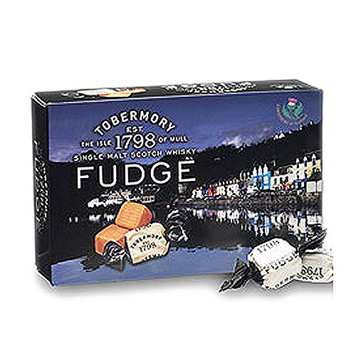 Gardiners van Schotland Tobermory Fudge Box 170g