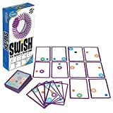 What you get - Swish includes 60 What you get transparent swish cards, and a game-go bag for easy cleanup and storage. For 2+ players aged 8+ Clear instructions – Easy to learn with a clear, high quality instruction manual. You can start playing imme...