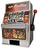 vetrineinrete® salvadanaio slot machine vinci e ritira il jackpot gioco realistico idea regalo gadget m81