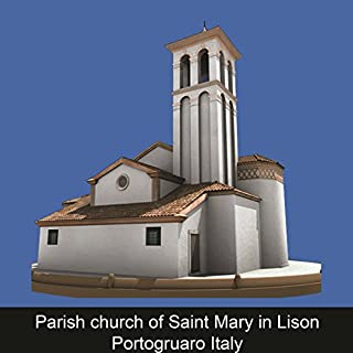 Parish church of Saint Mary in Lison Portogruaro Italy (ENG) cover art