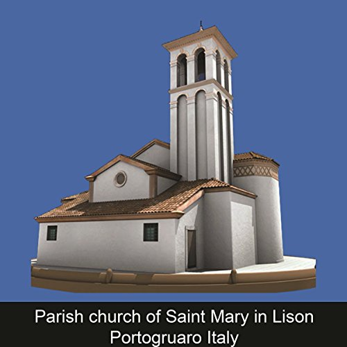 Parish church of Saint Mary in Lison Portogruaro Italy (ENG) copertina