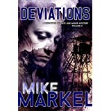 Deviations: A Detectives Seagate and Miner Mystery (English Edition)
