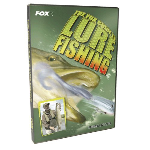 Fox DVD Guide to Lure Fishing Hecht Angeln