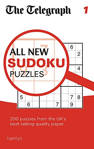 The Telegraph All New Sudoku Puzzles 1 (The Telegraph Puzzle Books)