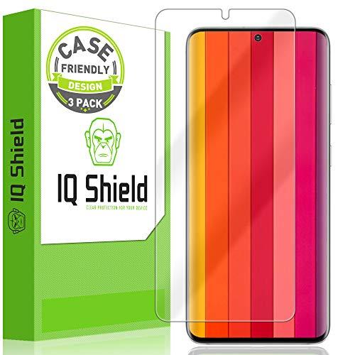 IQ Shield Matte Full Body Skin Compatible with Samsung Galaxy S10e Lite Screen Protector and Anti-Bubble Film Full Coverage + Anti-Glare 5.8 inch