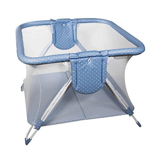 Plastimyr - Parque americano gemelar TOPOS Azul