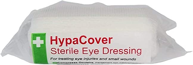HypaCover Sterile Eye Pad Dressing Bandage (Single)