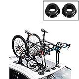 ROCKBROS Baca Portabicicletas de Techo para Bicicleta con Ventosa...
