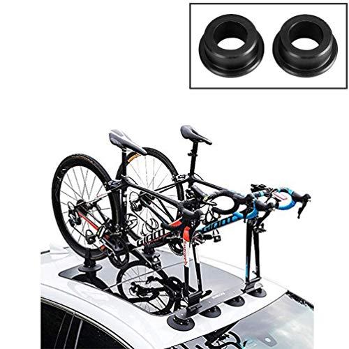 ROCKBROS Fahrradträger Dachgepäckträger Schnellmontage Mit Saugnapf für 1-3 Fahrräder …
