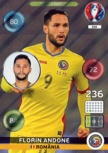Panini Adrenalyn XL UEFA Euro 2016 Florin Andone One To Watch