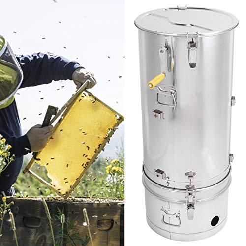 Eulbevoli Separatore di Miele, estrarre Il Miele per Forza centrifuga con centrifuga per Miele in Piedi per estrarre Rapidamente Il Miele dalla milza del Miele