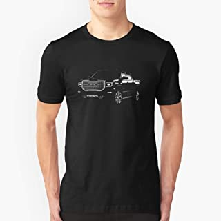 gmc gmc truck gmc Sierra Denali Slim Fit TShirtT shirt Hoodie for Men, Women Unisex Full Size.