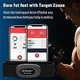 Zoom IMG-1 shanren beat 20 cardiofrequenzimetro fascia