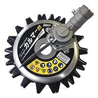 アイデック スーパーカルマー PRO 標準刃 フリージョイント式 ASK-V23 45Lポリ袋10枚付き