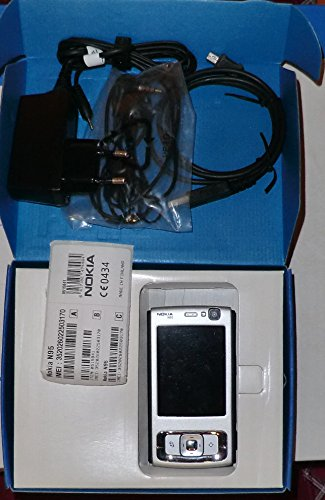 Nokia N95 schwarz/silber