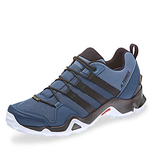 adidas Terrex Ax2r Gtx, Women's Trail Running Shoes, Blue (Rawste/Cblack/Aerblu Rawste/Cblack/Aerblu), 3.5 UK (36 EU)