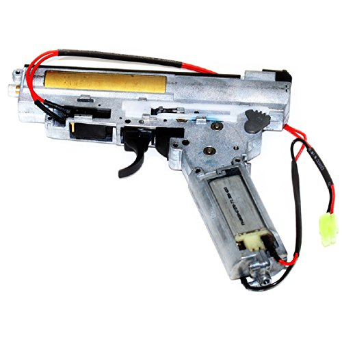 Airsoft Shooting Gear CYMA Complete AEG V3 Gearbox Version 3 with Motor