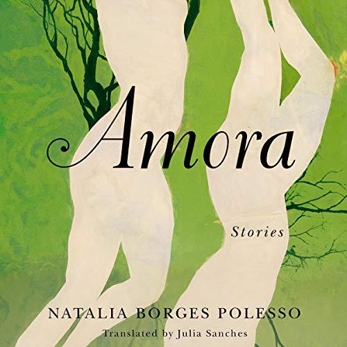 Amora audiobook cover art