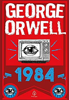 1984 (Clássicos da literatura mundial) por [George Orwell, Karla Lima]