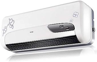Calentador de Pared para el hogar y el baño, Ventilador de calefacción de cerámica PTC de Alta Potencia de 2000 W