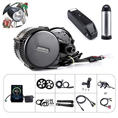 bester Test von bafang max drive Bafang BBS01B 36V 250W / 350W / 500W Elektro-Fahrrad-Mittelmotor-Umrüstsatz oder Mittelmotor-Satz…