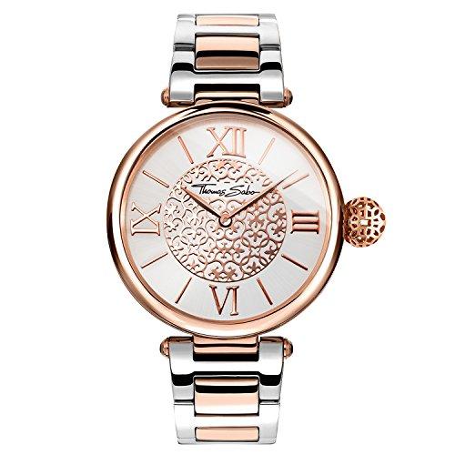 Reloj Thomas Sabo para Mujer, Acero, WA0257-277-201mm