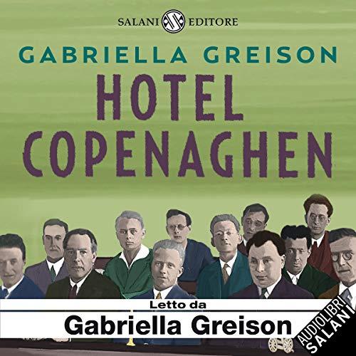 Hotel Copenhagen copertina