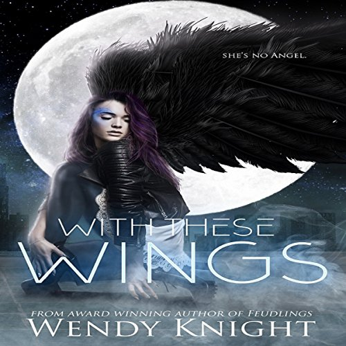 With These Wings audiobook cover art