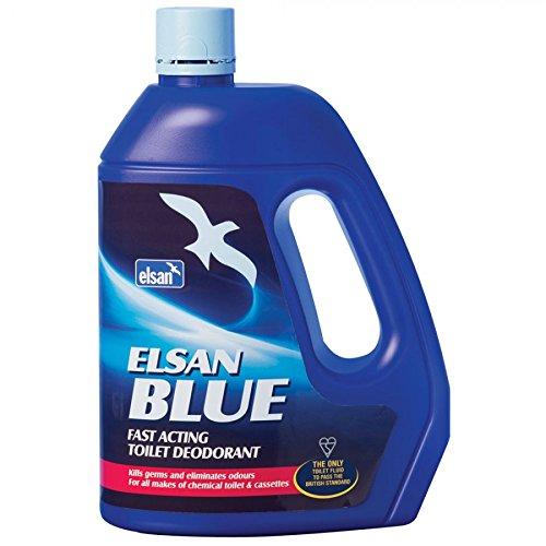 Elsan Blue Fluid 4L Toilet Chemical