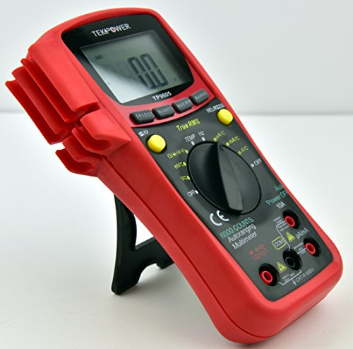 TekPower TP9605BT- best multimeter