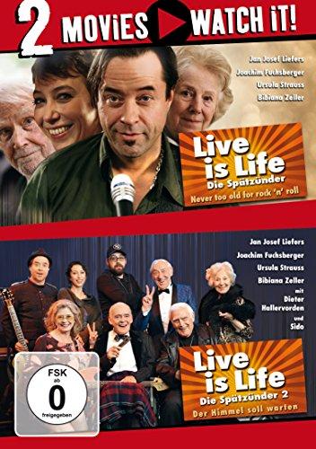 Live is Life - Die Spätzünder 1 & 2 [2 DVDs]