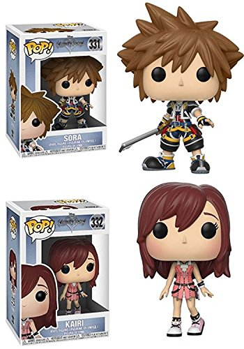 Funko POP! Disney: Disney Kingdom Hearts: Sora + Kairi