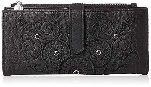 DESIGUAL Geldbörse Wallet 20SAYP23 Mone_Majestic PIA 2000 Negro
