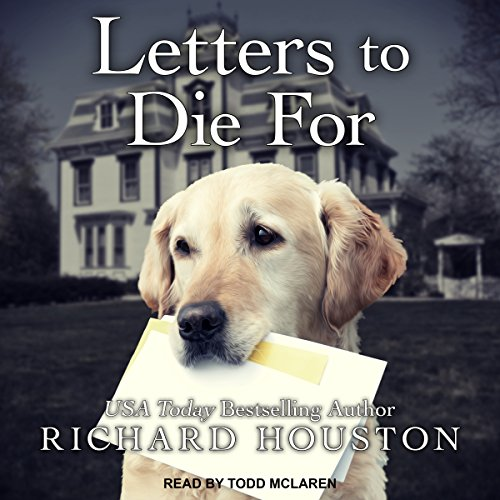 Letters to Die For audiobook cover art