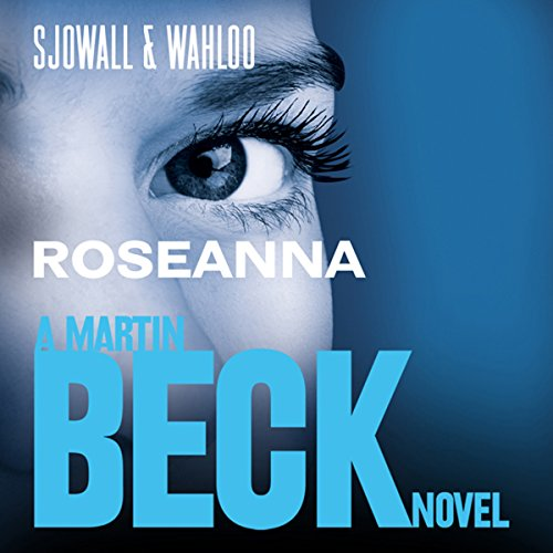 Roseanna audiobook cover art