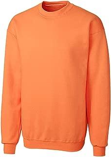 Cutter & Buck MRK01001 Men's Basics Fleece Crew Sweatshirt