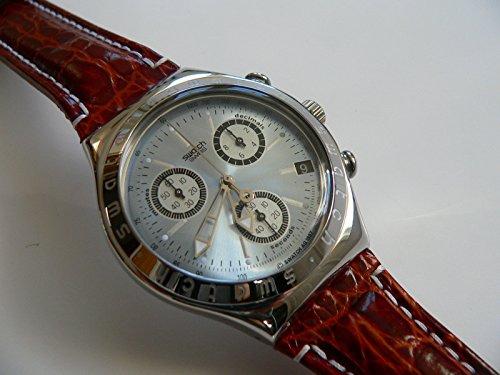 1998 Reloj Swatch Irony Chrono Wheeling YCS408