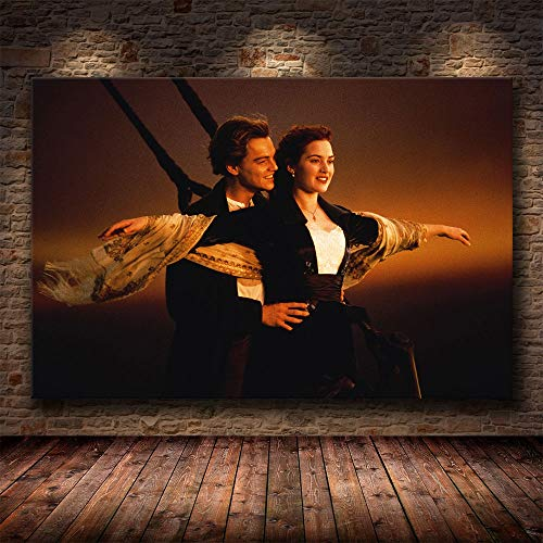 Jigsaw puzzle 1000 piece Titanic sailing classic film art painting jigsaw puzzle 1000 piece scotland Educational Intellectual Decompressing Toy Puzzles Fun Family Game for Kids Adu50x75cm(20x30inch)