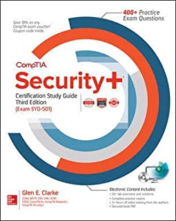 CompTIA Security+ Certification Study Guide, Third Edition (Exam SY0-501)