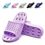 Shower Shoes Women Non Slip Men Shower Slippers College Dorm Room...