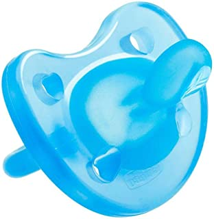 Chupetas physio soft tam.2 (6-12m) - 1 un, Chicco, Azul
