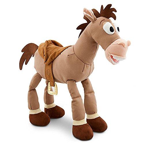 Pelúcia Cavalo Bala Ao Alvo De Toy Story Original Disney Store 38cms